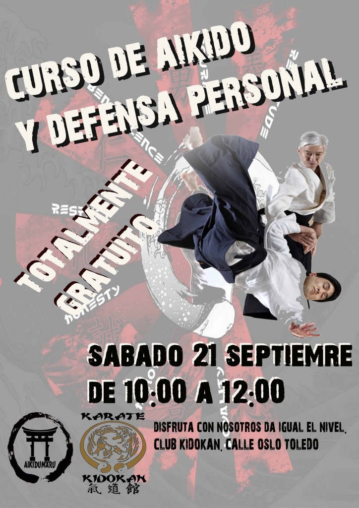 aikido a tope 2014